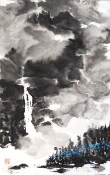 GatheringStorm by Reggie Siske